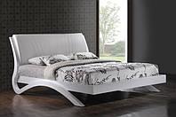 Кровать 1,6 Эвита (белый глянец)