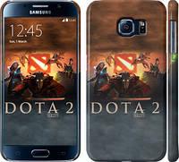 "Чехол на Samsung Galaxy S6 G920 Dota 2 ""625c-80"""
