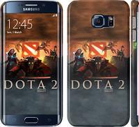 "Чехол на Samsung Galaxy S6 Edge G925F Dota 2 ""625c-83"""