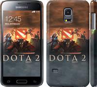 "Чехол на Samsung Galaxy S5 mini G800H Dota 2 ""625m-44"""