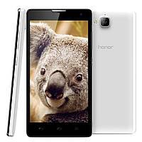 Оригинал Huawei Honor 3C H30-L02 8 ГБ 5.0 ''3G Android 4.2 Кирин 910 Quad Core емкостный Экран Phablet 1.6 ГГц