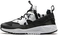 Мужские кроссовки Nike Air Huarache Utility Pure Platinum, найк хуарачи