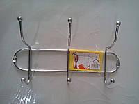 Вешалка 3 крючка (4 мм )