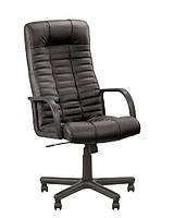 Кресло Atlant Пластик Tilt,Экокожа ECO-30 (Новый Стиль ТМ)