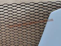 Сетка под решетку радиатора Chevrolet Lanos Hatchback 2005-2009