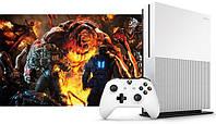 Продажи консоли Xbox One S начнутся второго августа