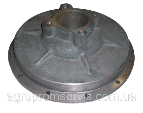Крышка КПП ступица корзины сцепления  54-10055Б СК-5 Нива (на 4 отверстия)