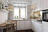 Кухня на заказ BLUM-021 краска по RAL каталогу, фото 1