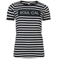 Футболка женская SoulCal, фото 1