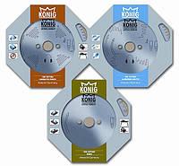 Правила подбора дисковых пил