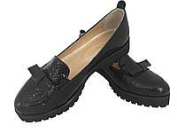 Женские туфли на низком ходу Лоферы