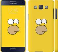 "Чехол на Samsung Galaxy A5 A500H Симпсоны. Гомер ""199c-73"""