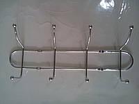 Вешалка 4 крючка (4мм )