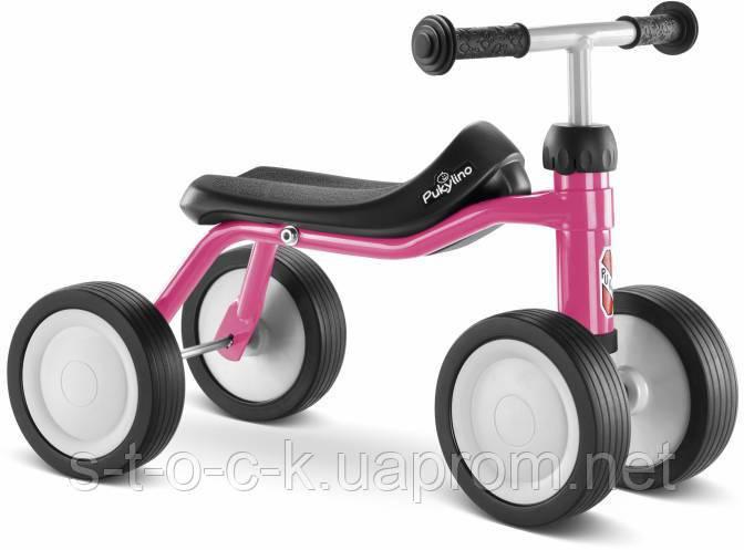Беговел-каталка Puky Pukylino 4015 lovely pink розовый