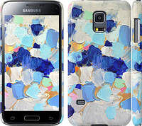 """Чехол на Samsung Galaxy S5 mini G800H Холст с красками """"2746m-44"""""""