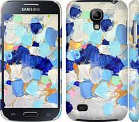 """Чехол на Samsung Galaxy S4 mini Холст с красками """"2746c-32"""""""