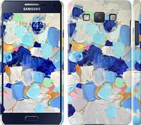 "Чехол на Samsung Galaxy A5 A500H Холст с красками ""2746c-73"""