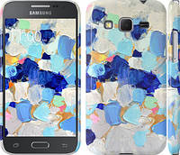"Чехол на Samsung Galaxy Core Prime G360H Холст с красками ""2746c-76"""