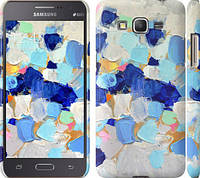 "Чехол на Samsung Galaxy Grand Prime G530H Холст с красками ""2746c-74"""