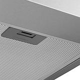 Pyramida GH 20-60 Slim inox (600 мм.) плоская кухонная вытяжка, нержавеющая сталь, фото 4