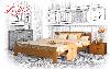 Ліжко дерев'яне букове Афіна (Щит)
