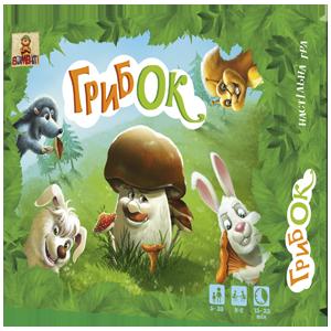 Настольная игра Bombat Game ГрибОК (4820172800170)