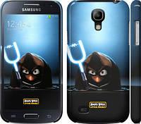 """Чехол на Samsung Galaxy S4 mini Duos GT i9192 Angry birds. Star wars """"545c-63"""""""