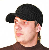 Вязаная кепка унисекс