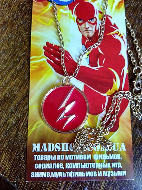 Кулоны Флэш Flash