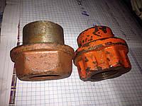 Гайка натяжного винта гусеницы трактора ДТ-75