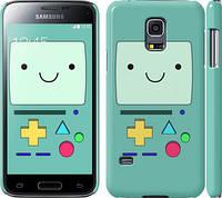 "Чехол на Samsung Galaxy S5 mini G800H Adventure time. Beemo ""1209m-44"""