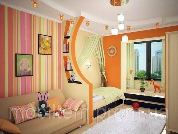 Мебель для детской комнаты – как выбрать?