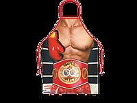 Фартук прикольный Боксер Чемпион