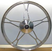 Диск переднего колеса Delta серый (1512)