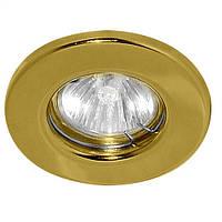 Светильник галогенный DL 11   античное золото под MR-16 поворотный, Feron