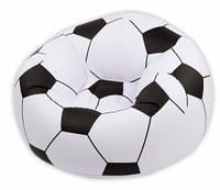 Надувное кресло футбольное мяч BestWay 75010