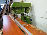 Одношпиндельный сверлильный станок б у со столом и линейкой, фото 1