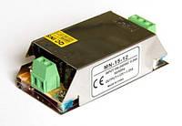 Блок питания 12V 15W (1.25A) постоянное напряжение, металлический корпус