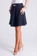 Женская юбка Ксюша с карманами обманками