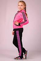 Спортивный костюм для физкультуры Комби-лампас