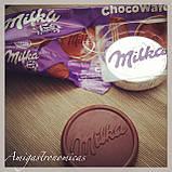 Вафли Milka Choco Wafer с молочным шоколадом, 180 г, фото 6