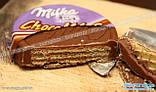 Вафли Milka Choco Wafer с молочным шоколадом, 180 г, фото 7