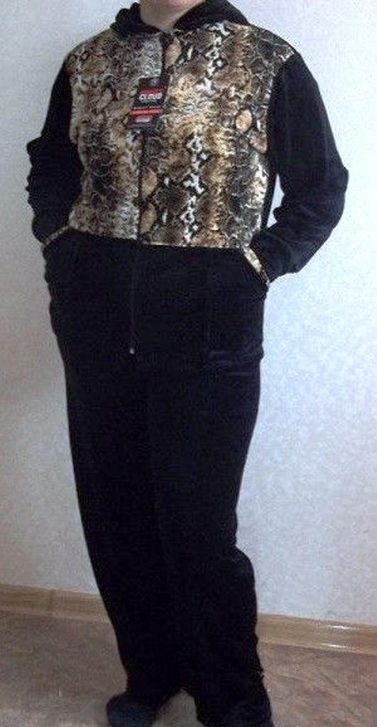 Жіночий Велюровий спортивний костюм 1606