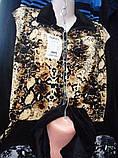 Жіночий Велюровий спортивний костюм 1606, фото 3