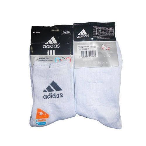 Носки мужские хлопковые 42/48 «Adidas»