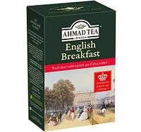 """Чай чёрный Ahmad Tea """"Английский к Завтраку"""" 100 г."""