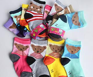 Носки детские до 4 лет