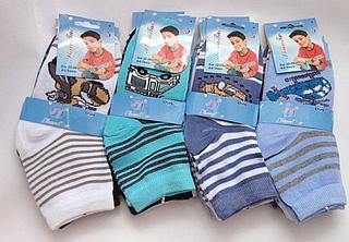 """Носки детские на мальчика 1-12 лет """"Shantao"""" 4-6"""