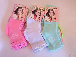 Носки на девочку сетка «Алия» 21-26, 26-31, 31-36 21-26