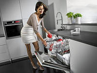 Соли и ополаскиватели для посудомоечных машин